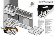 Pax Tharkas map
