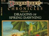 Dragons of Spring Dawning(novel)