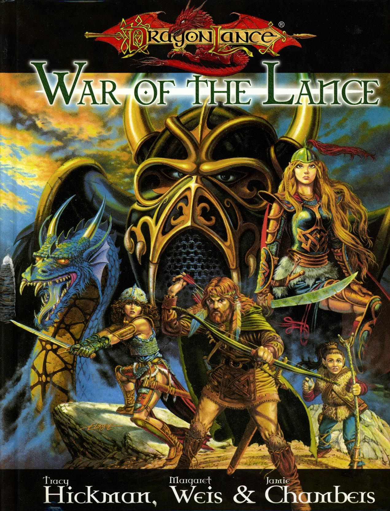 War of the Lance (Book)