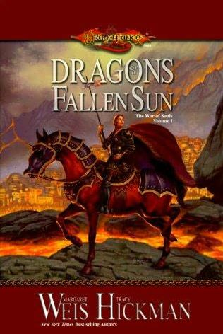 Dragons of a Fallen Sun (novel)