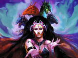 Takhisis, Reina de la Oscuridad (Gran Diosa)