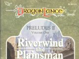 Riverwind the Plainsman(novel)