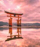 1 Shrine in Japan