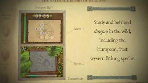 Dragonology_DS_Trailer