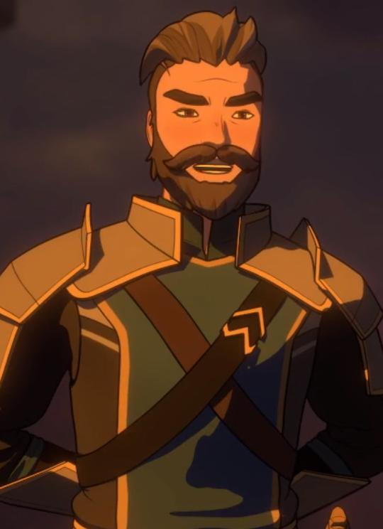 Fen The Dragon Prince Wiki Fandom