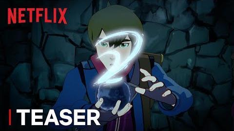 The Dragon Prince Teaser HD Netflix