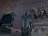 An Empty Throne