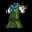 Gaia Scout Cloth