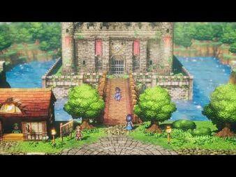 『HD-2D版 ドラゴンクエストIII』ティザームービー