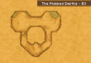 The Plumbed Depth - B3
