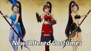 All Jade Costumes - Dragon Quest XI S