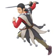 Dragon Quest XI - Sylvando image2