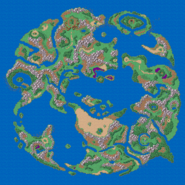 DQ6 Dream World