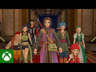 DRAGON QUEST XI S- Echoes of an Elusive Age - Definitive Edition TGS 2020 Trailer