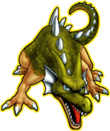 DQMBRV - Green dragon v.2