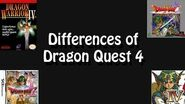 Dragon Quest 4 All Versions Differences