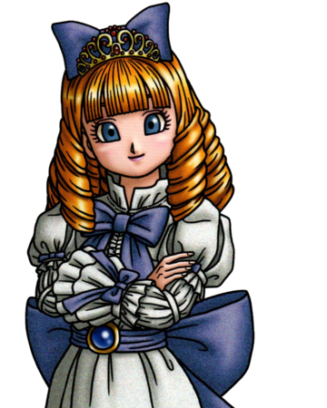 Princess Vistalia Dragon Quest Wiki Fandom