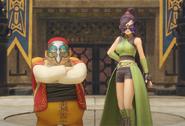 DQXI - Jade and Rab Masked