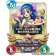Dragon Quest Rivals Nera Briscoletti card