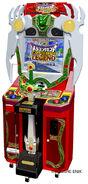 Dragon Quest Monster Battle Road II Legend cabinet