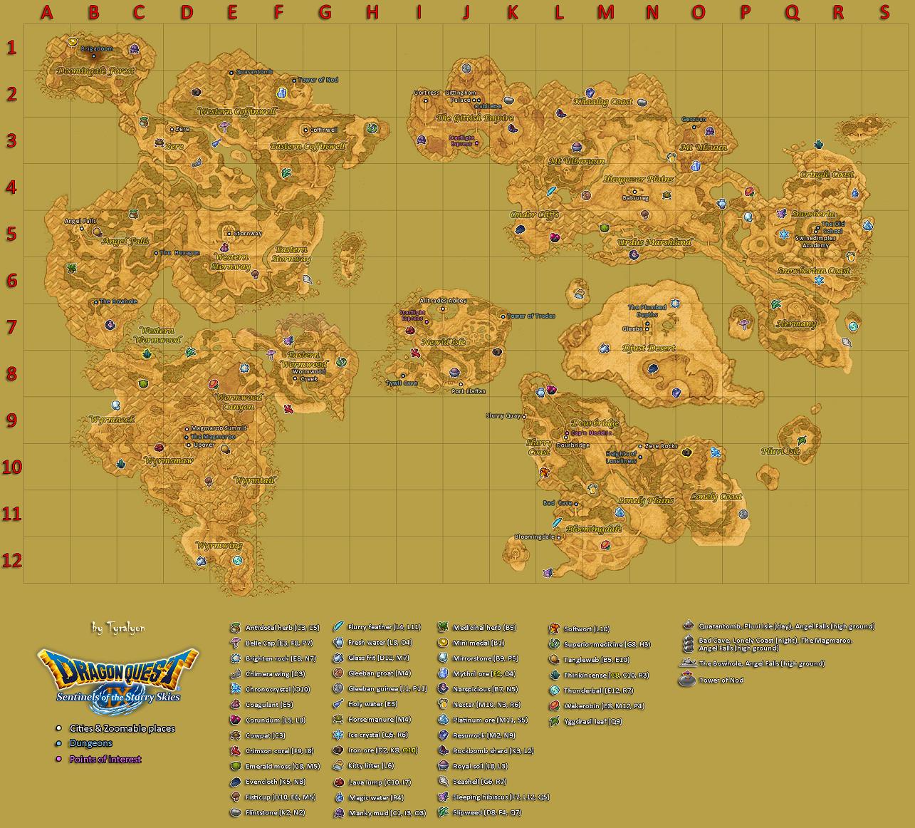 Dragon quest ix gold bar location alpha pharma hop