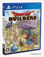 Dragon quest builders ps4 cover