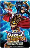 Monster Battle Road II Legend Book of Adventure type Legendary Heroes