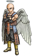Aquila DQ9 Artwork Original