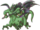Emerald demon