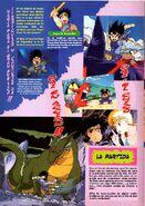 Toei Anime Fair Summer 91 pamphlet DQ es scanlation 4
