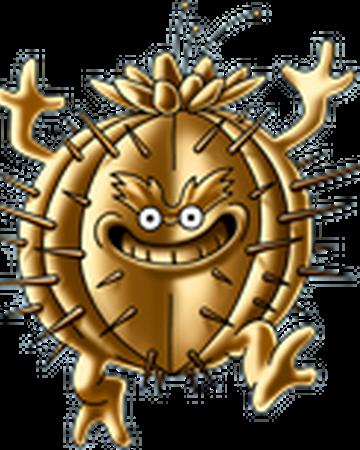 golden globule dragon quest xi