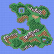 DQ5 Faerie Realm spring