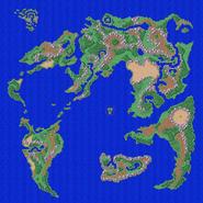 DQ4 Overworld