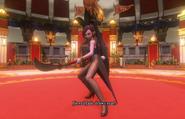 DQXI - Jinxed Jade Battle