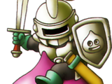Snooty slime knight