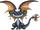 Polka dot dragon