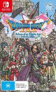 Dragon Quest XI S au cover
