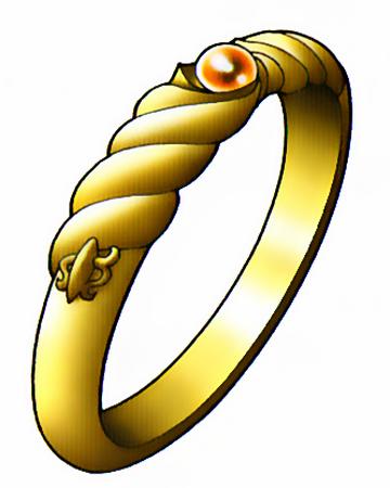 dragon quest ix buy gold ring