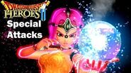 Dragon Quest Heroes 2 Characters Special Attacks (Exhibition)