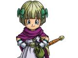 Hero's Daughter (Dragon Quest V)
