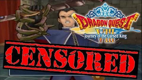 Dragon Quest Viii Dragon Quest Wiki Fandom