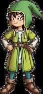 DQVII3DS - Hero