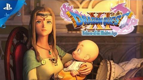 Dragon Quest XI – Prologue Movie PS4