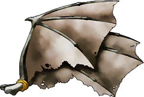 Wing of bat (item)