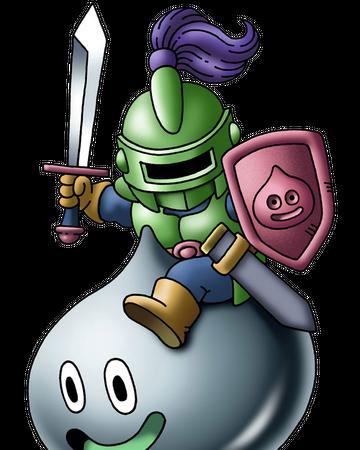 Metal Slime Knight Dragon Quest Wiki Fandom