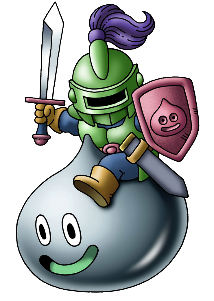 Metal slime knight