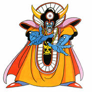 Lord Zoma official artwork