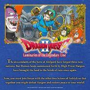 Dragon Quest II Switch release promo