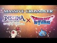 DISSIDIA FINAL FANTASY OPERA OMNIA × DRAGON QUEST OF THE STARS Crossover