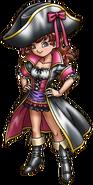DQVII3DS Maribel Pirate